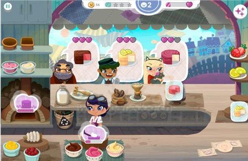 面包店突袭烹饪比赛攻略