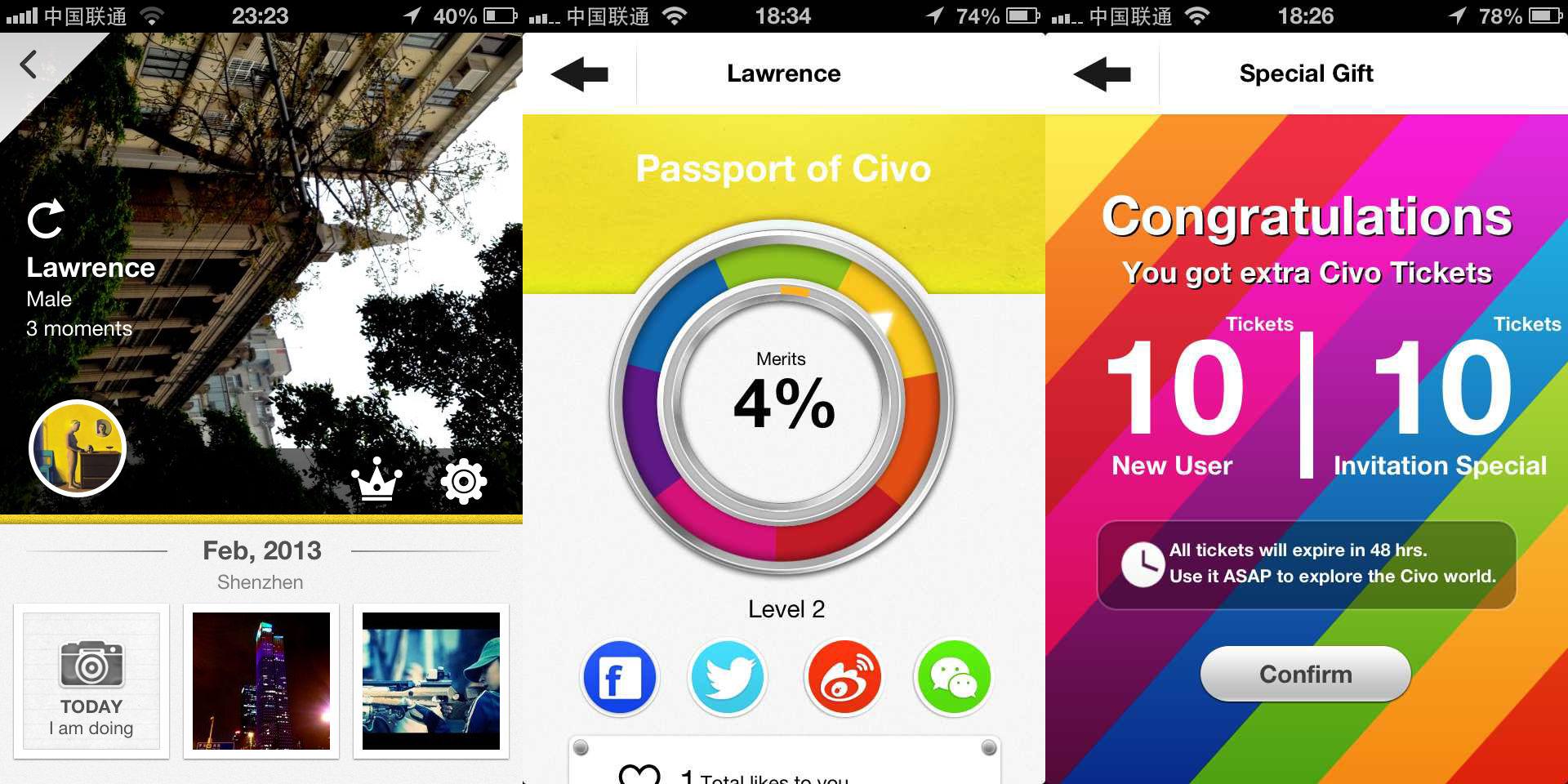 Civo v2.2.0安卓版 - 截图1