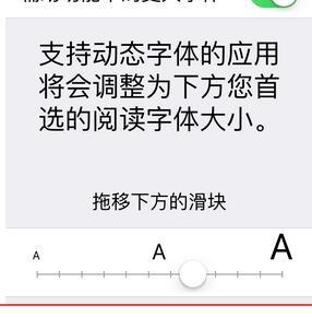 iPhone怎么调整字体大小 iPhone字体大小调整方法