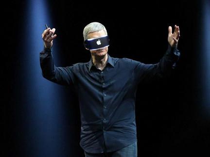 VR或将成为iPhone全新的产品领域