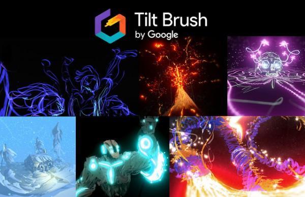 Tilt Brush:谷歌最逆天的VR应用