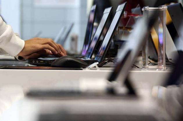 全球PC设备出货量创2011年来新低同比下降13%