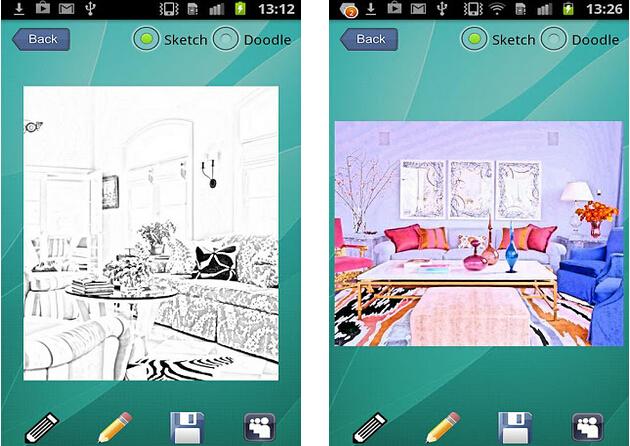 铅笔素描(拍摄美化)V4.0安卓版 - 截图1