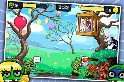僵尸农场for iPhoneV1.170 - 截图1