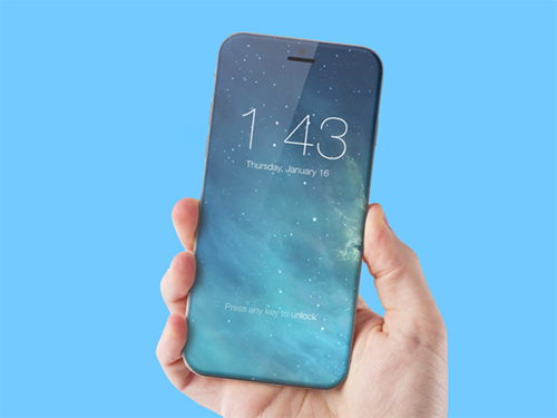新iPhone设计巨变 显示器覆盖前面整面
