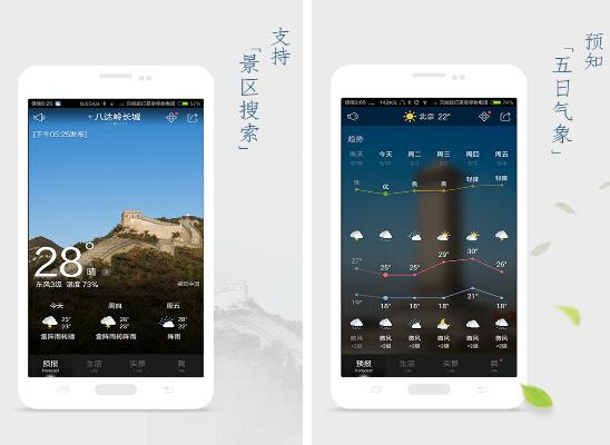 天气通 v2.30.2安卓版 - 截图1