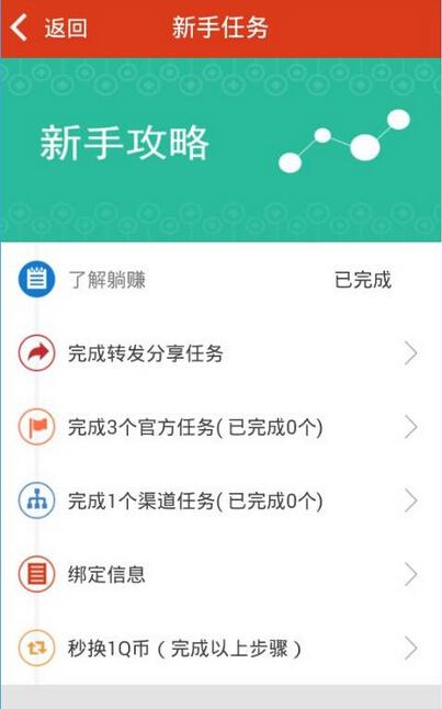 躺赚App赚钱技巧介绍