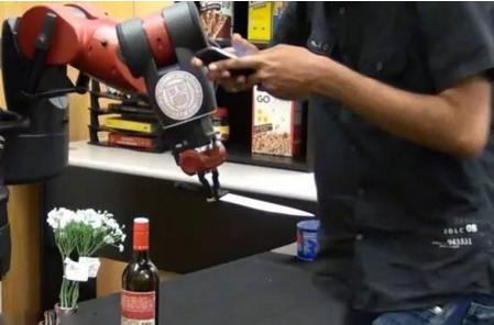 机器人威胁的职位