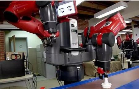 机器人职场领域
