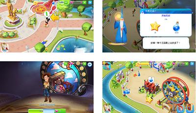 迪士尼梦幻王国测评:怎么玩由你定
