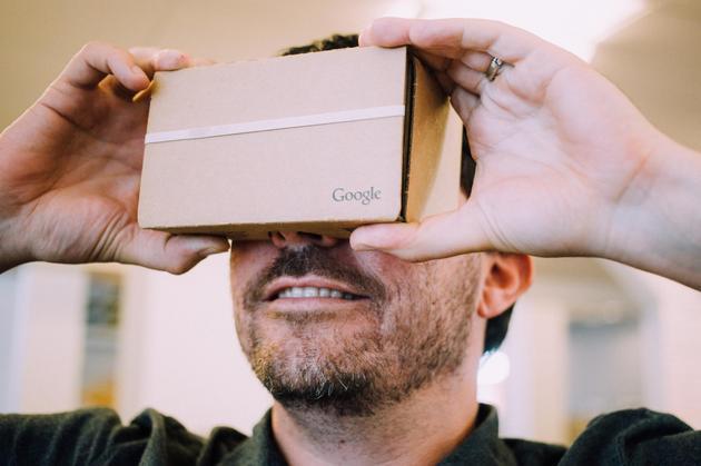 虚拟现实成主流 Android系统将更新