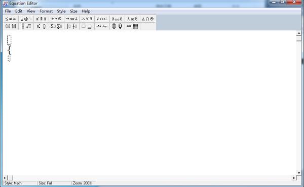 化学公式编辑器中文版 V1.0.0.0 - 截图1