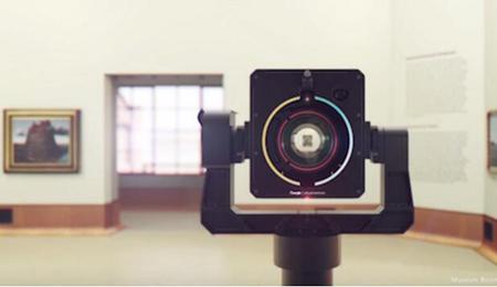 谷歌发布新相机:千兆像素用于拍摄名画原图