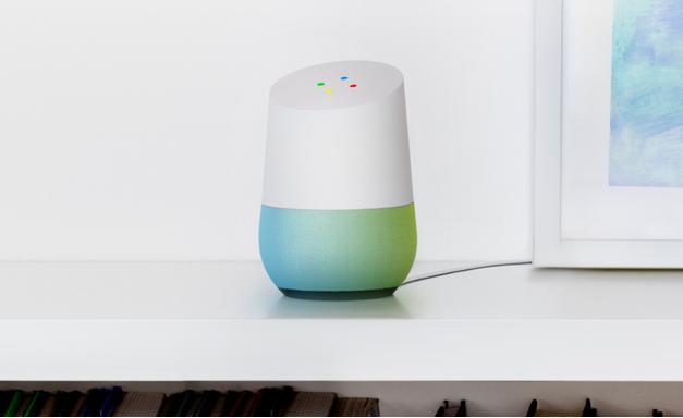 谷歌google home设备