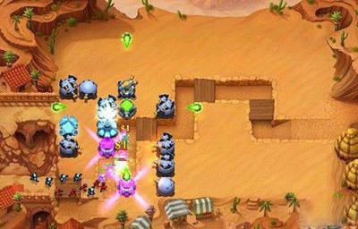 坚守阵地2沙漠三星攻略