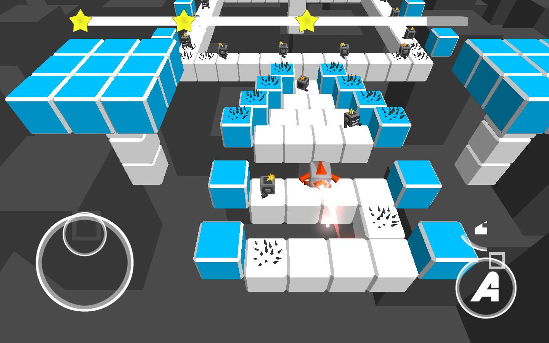 魔方机器人快跑Android版v1.1 - 截图1