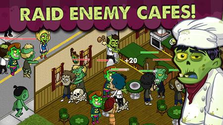 僵尸咖啡厅ios版V1.7 - 截图1