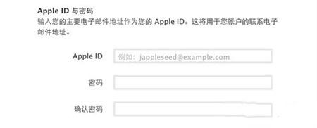AppleID密码格式是什么