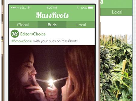 大麻吸食者APP被纳斯达克拒绝上市