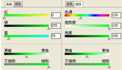 ColorImpact如何进行网页配色教程