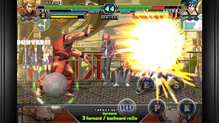 拳皇i2012 iPhone版V1.0 - 截图1