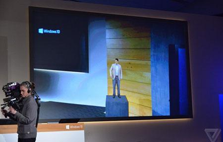 微软Windows Holographic平台将融入更多第三方硬件