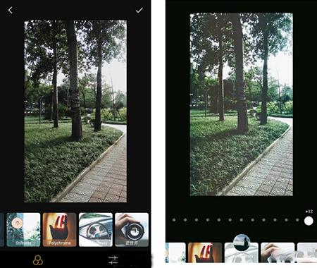 InterPhoto测评:拍照滤镜好帮手