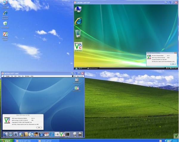VNC查看器增强官方版 v5.1.1 - 截图1