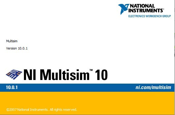 Multisim官方汉化破解版 V12.0 - 截图1