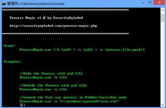 Koei进程隐藏工具正式版 v1.0 - 截图1