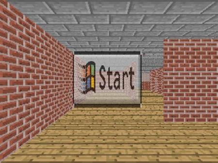 Win95的迷宫屏保:新一轮探究的开始