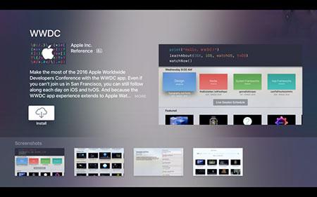 苹果WWDC2016 iOS客户端更新:支持分屏、配色更换