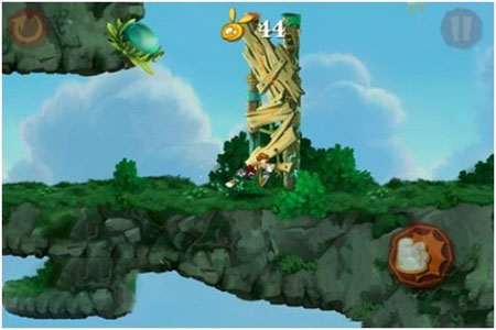 雷曼:丛林探险第四关通关攻略