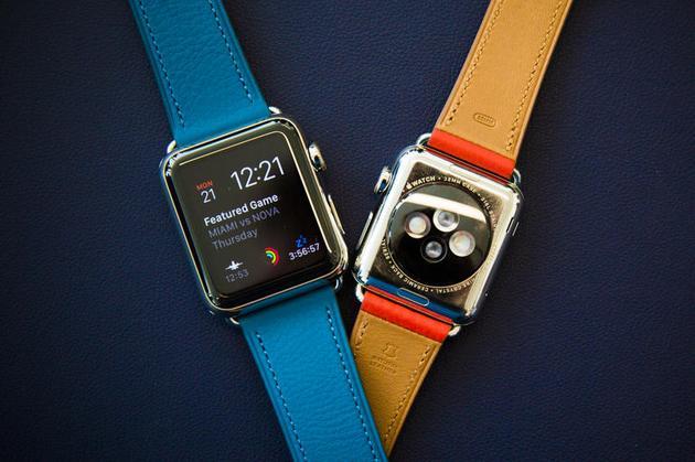 别忘了Apple Watch和Apple TV