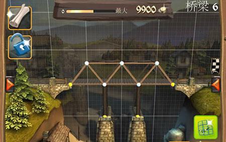 桥梁建筑师:中世纪攻略 桥梁建筑师:中世纪通关攻略