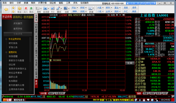 东北证券同花顺官方认证版 v7.95.60 - 截图1