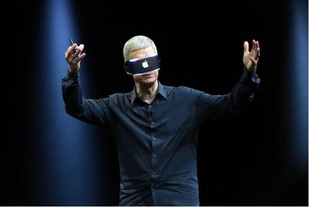 苹果是否转向VR领域