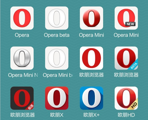Opera手机浏览器