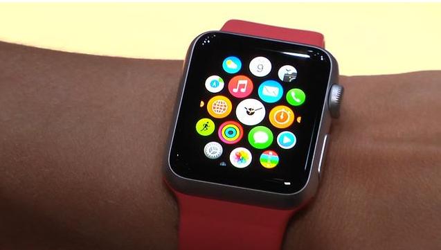 苹果手表再出江湖