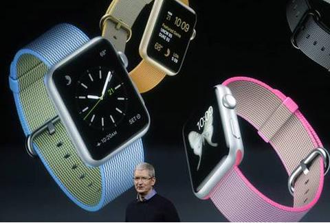 苹果手表二代出炉