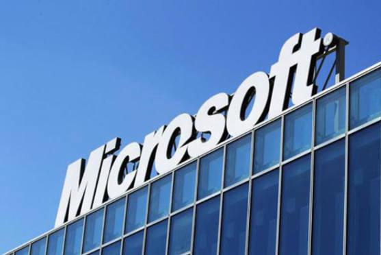 微软进入硅谷