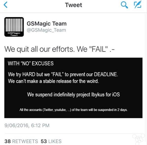 iOS 9.3.x越狱工具发布