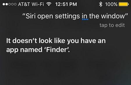 自己意外曝光?OSX将内置Siri的消息泄露