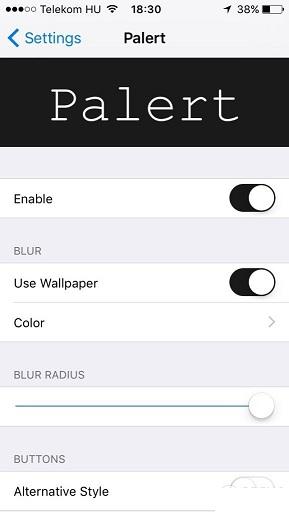 如何让iOS设备展现tvOS通知样式_让iOS设备展现tvOS通知样式方法