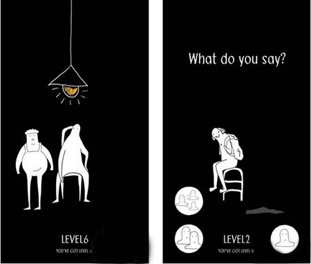 44Chairs测评:抢椅子的黑色幽默