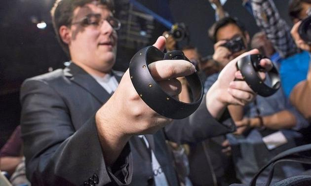Oculus硬件