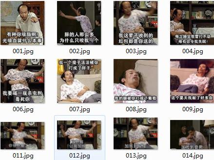 葛优QQ表情包45p正式版 - 截图1