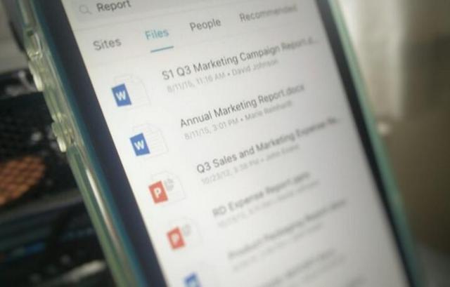 微软推出首款内联网应用SharePoint:只有ios用户能使用
