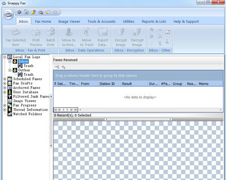 Snappy Fax(虚拟传真机软件)官方版 v5.36.1.1 - 截图1