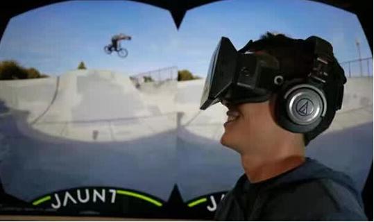 VR内容创业仍是重中之重